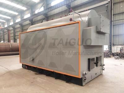 Manual Type DZH Series Coal & Biomass Boiler