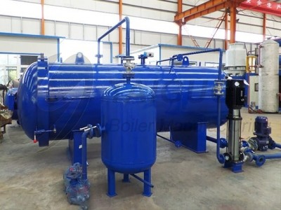 Timber Treatment Cylinder