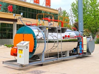 Skid-Mounted Type Oil & Gas Fired Steam Boiler