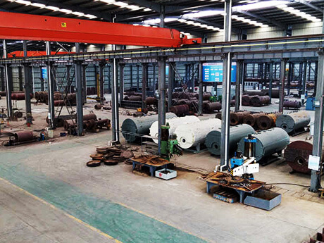 Henan Taiguo Boiler Manufacturing Co., Ltd.