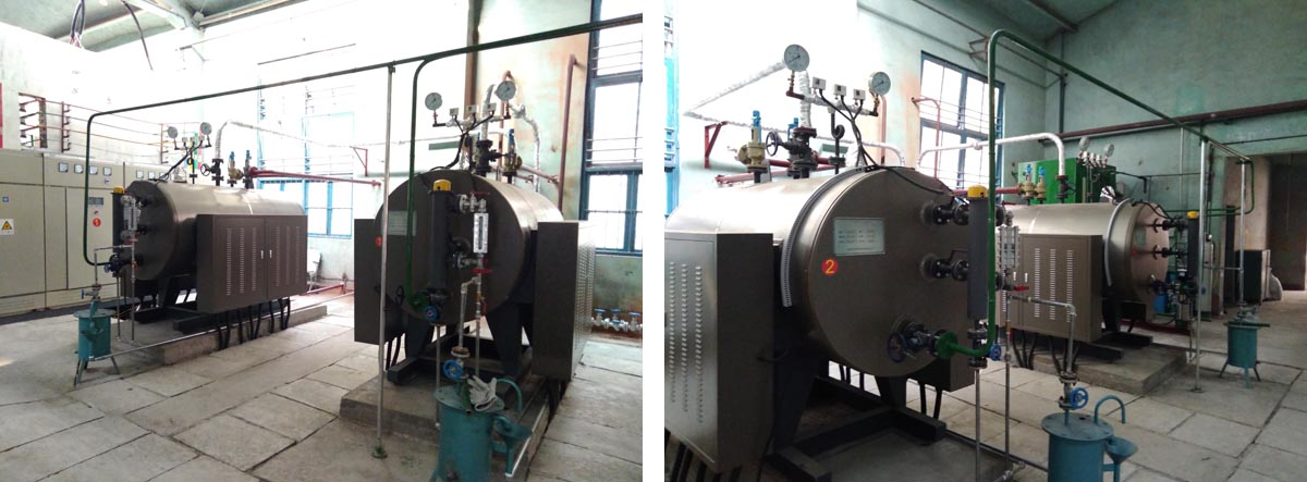 WDR Series Electric Heating Boiler