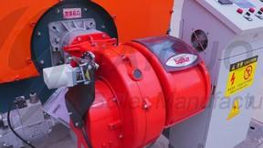 Skid-Mounted Type oil & gas boiler