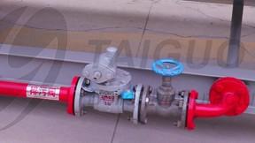 Packed oil & gas boiler